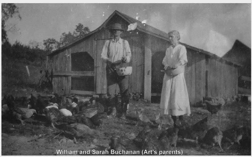 My Great-Great Grandparents