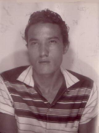 My father, Hubert Wayne Bell, around 1955